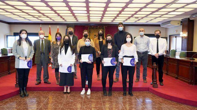 Entrega de premios Explorer URJC 2021 para NaturGO