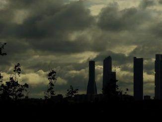 Una foto de los rascacielos de Madrid