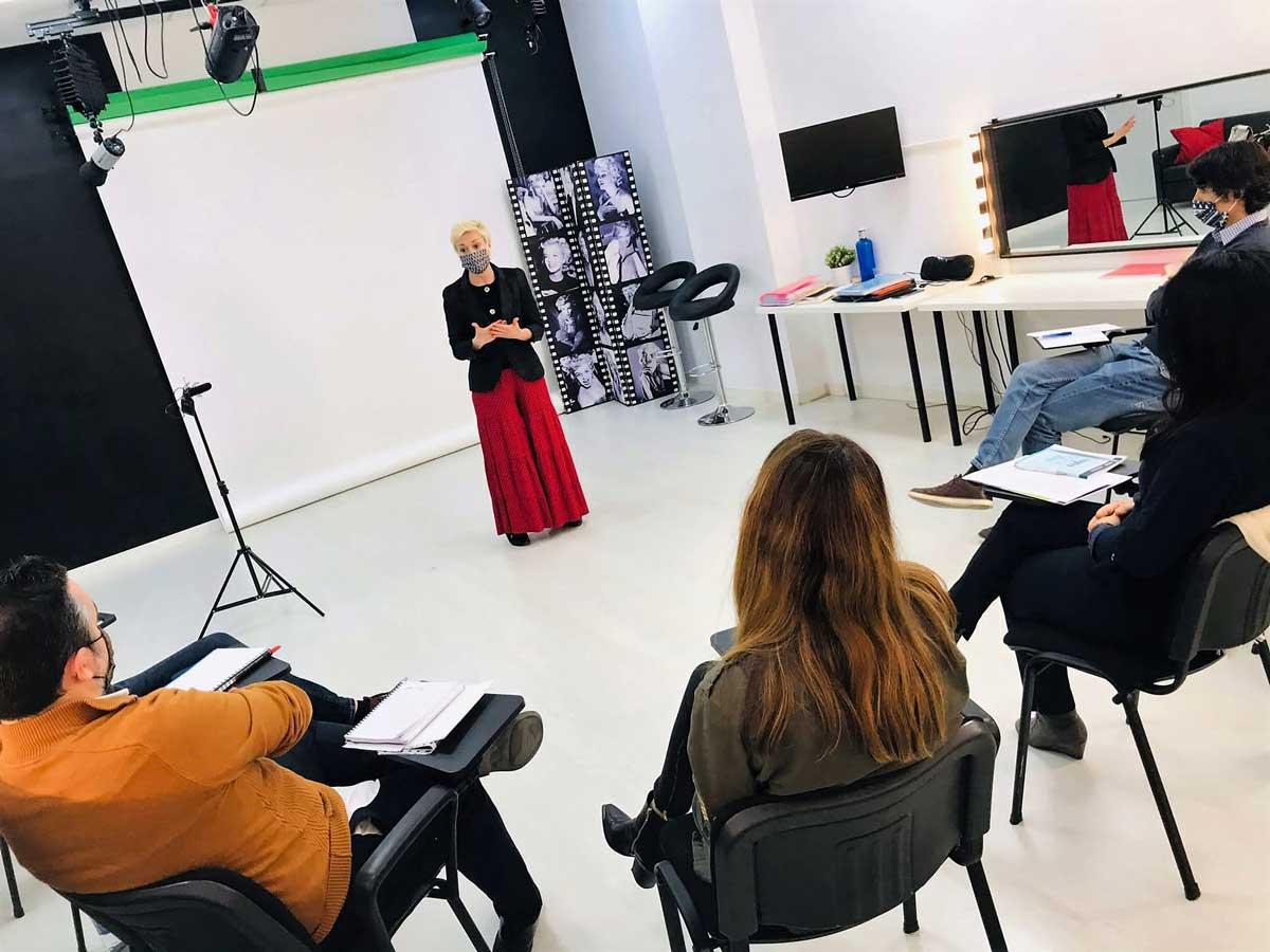 Olga Marset Comunicación Periodista Escuela