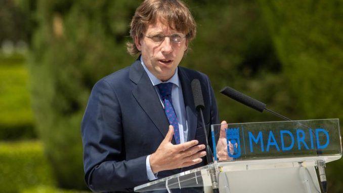 El Ayuntamiento de Madrid se reúne con la delegada del Gobierno