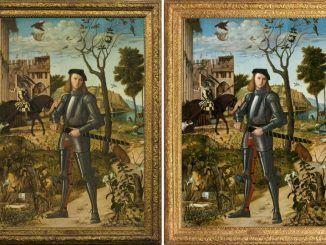 """El """"Joven caballero"""" de Carpaccio, al descubierto y restaurado en el Thyssen"""
