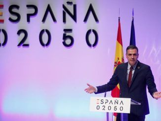 Sánchez abre un gran diálogo nacional para construir unidos la España de 2050