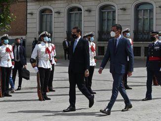 Sánchez advierte a Marruecos: Es inaceptable atacar fronteras como protesta