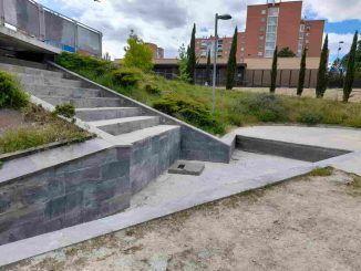 El Ayuntamiento de Alcorcón realiza labores de mejora en el parque Polvoranca