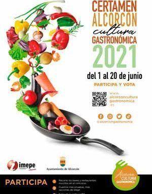 Abierto el plazo para participar en el certamen 'Alcorcón cultura gastronómica'