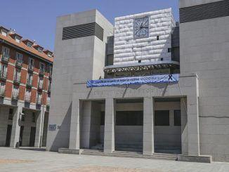 Plaza Mayor y Ayuntamiento de Leganés