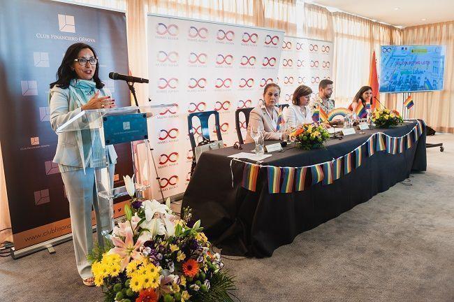 María Luisa de Contes Asociación Mujeres Avenir Grupo Renault España