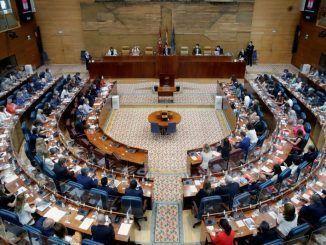 La Asamblea de Madrid comienza nueva legislatura con una firme alianza PP-Vox