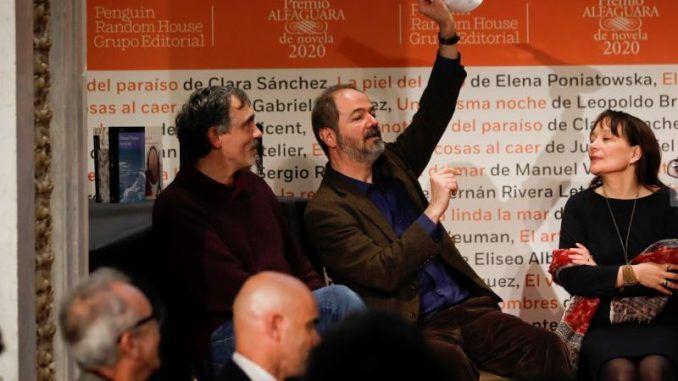 Alfaguara, Premio Nacional a la Mejor Labor Editorial Cultural 2021
