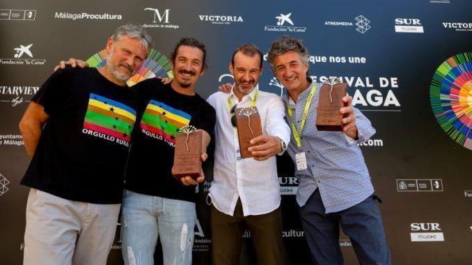 """""""De Quijotes y semillas"""", """"Pansoy"""" y """"Basajaun"""" triunfan en Cinema Cocina"""