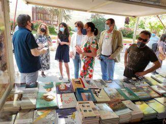 La Biblioteca de Autores Manchegos acude a la Feria del Libro de Ciudad Real