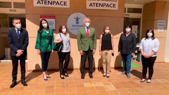 La Comunidad de Madrid impulsa la atención especializada a personas con parálisis cerebral