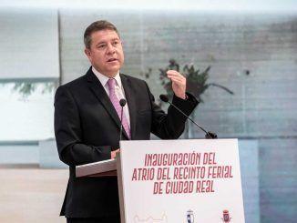 García-Page plantea modificar las medidas de Covid-19
