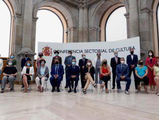 El Gobierno y las comunidades acuerdan el reparto de 165 millones para Cultura