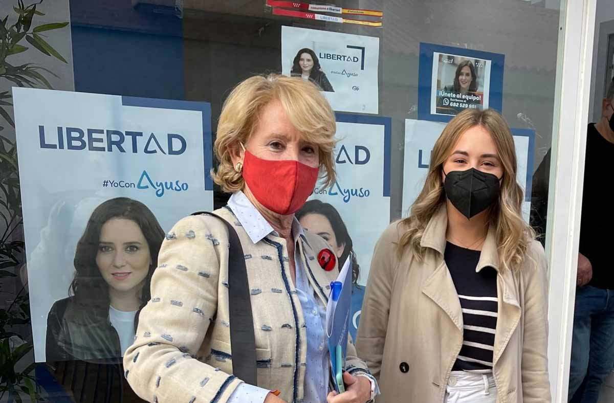 Noelia Núñez PP Fuenlabrada Diputada Asamblea de Madrid Portavoz adjunta PP Madrid