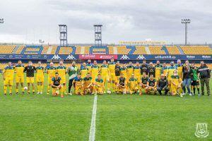 AD Alcorcón partido sponsors 2021