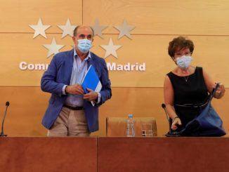 Madrid espera que el 95% de los escolares estén vacunados al inicio del curso
