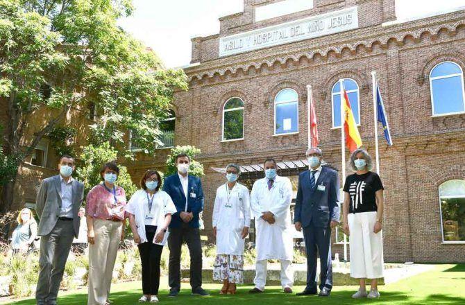 La Comunidad de Madrid impulsa una nueva alianza estratégica en cardiología pediátrica entre los hospitales Gregorio Marañón y Niño Jesús