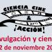 III Jornadas de divulgación y ciencia en el cine UCM